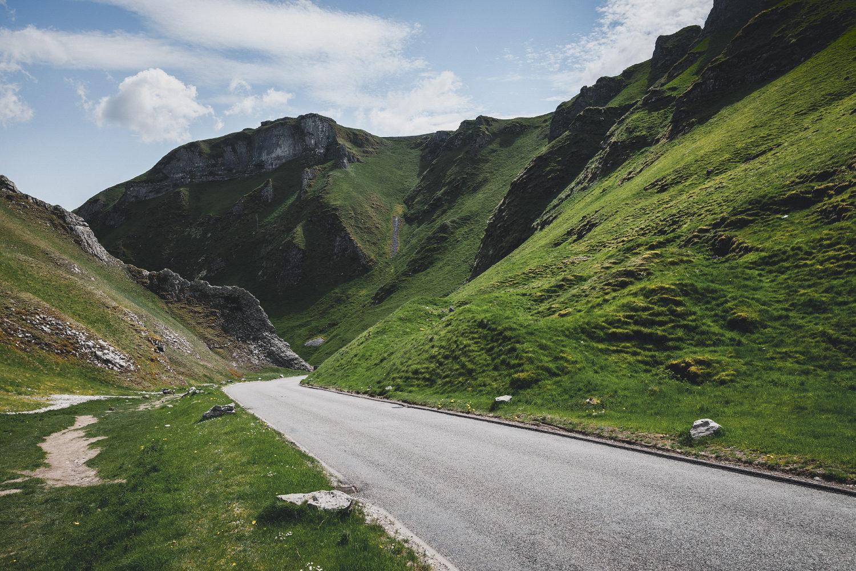 England Peak District Nature Anglie Priroda | Jen tak | Roman Kozák