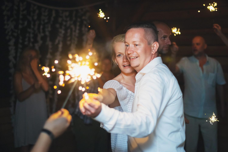 Martina Pavel Svatba Tanec Prskavky   Svatby   Roman Kozák